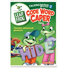 Leap Frog - Talking Words Factory 2 - Code Word Caper (2004)