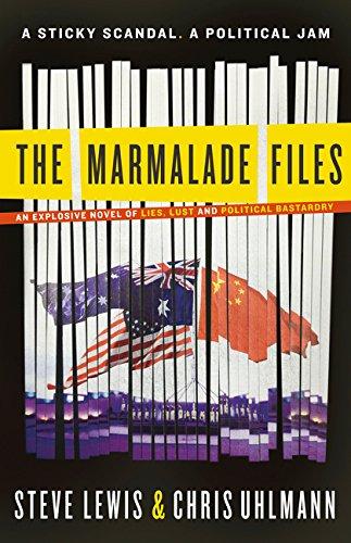 The Marmalade Files (Secret City)