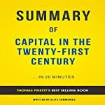 Summary of Capital in the Twenty-First Century by Thomas Piketty | Elite Summaries
