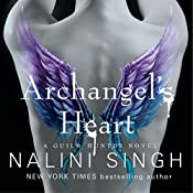 Archangel's Heart: The Guild Hunter, Book 9 | Nalini Singh