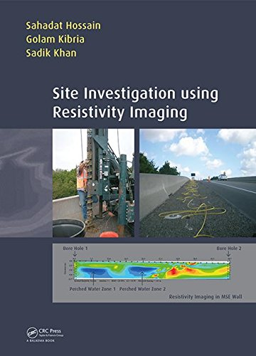 Site Investigation using Resistivity Imaging