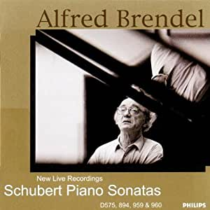 Piano Sonatas D575,D894,D959,D960