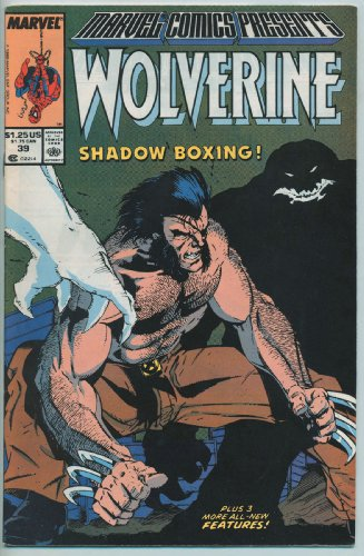- Marvel Comics Presents: Wolverine Vol. 2 (v. 2)