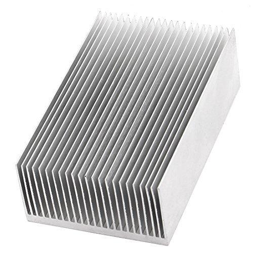 sourcingmap® 110x69x36mm Aluminum Kühler Kühlkörper für LED Strom Speicherchip de