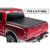 TruXedo 597701 Lo Pro QT Black Soft Roll-Up Tonneau Cover