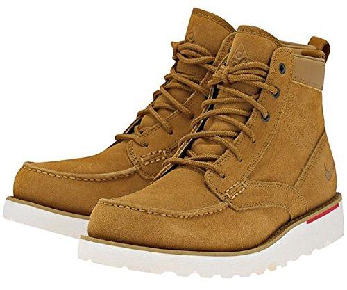 Nike - Botas de según descripción para Hombre Ocre: Amazon.es: Zapatos y complementos