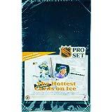 1991 - Pro Set Inc / Printed in USA - NHL Pro Set Series 1 (English) Hockey Wax Pack Box (36 Packs Per Box)
