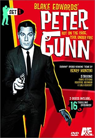 Image result for blake edwards' peter gunn