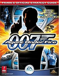 007t Under Fire Xbox Gamecube Prima Official Game Guide