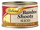 Roland Foods Bamboo Shoots, Sliced, 8 Ounce (Pack of 24)