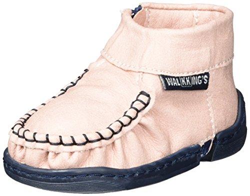 Walkkings Zip Around - Botas de senderismo Bebé-Niños Pink (Precious Pink)