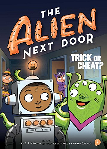 The Alien Next Door 4: Trick or Cheat? (4)