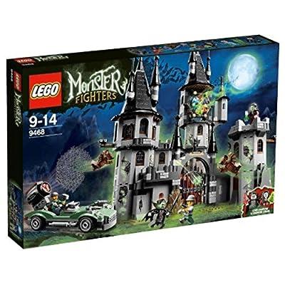 LEGO Monster Fighters Vampyre Castle Set 9468: Toys & Games