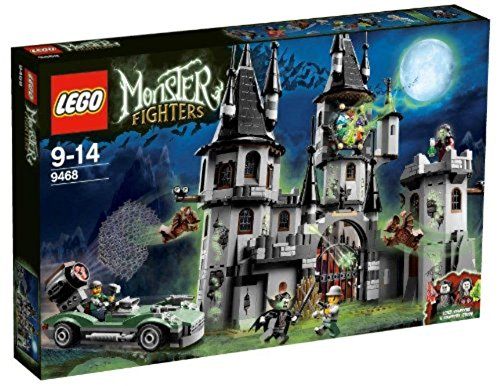LEGO Monster Fighters Vampyre Castle Set  9468