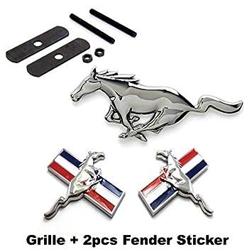 BENZEE alámbrico Sets AM103 Mustang Running Caballos frente ...