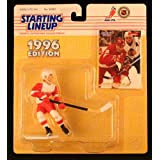 fan products of SERGEI FEDOROV / DETROIT RED WINGS 1996 NHL Starting Lineup Action Figure & Exclusive Collector Skybox Trading Card