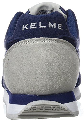 Kelme Unisex Adults' K-37 Low-Top Sneakers Blue (Marino Y Oxido 418) discount prices free shipping fashion Style fast delivery for sale great deals online Glo6z8