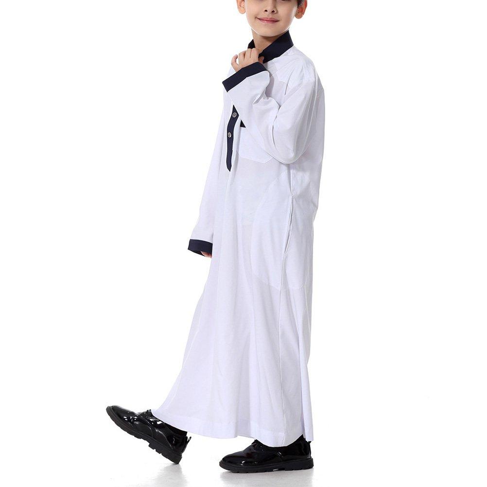 Amazon.com: zhhlinyuan Kids dishdasha desgaste de Pascua ...