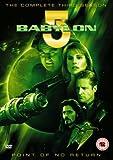 Babylon 5 - Season 3 [Import anglais]