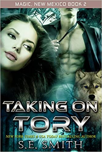 Taking On Tory by S E Smith