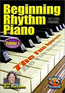 Beginning Rhythm Piano Keyboard
