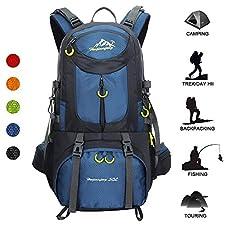 Hiking Backpack 50L Waterproof