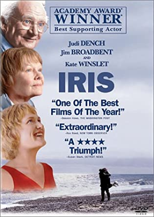 Iris, portada de libro
