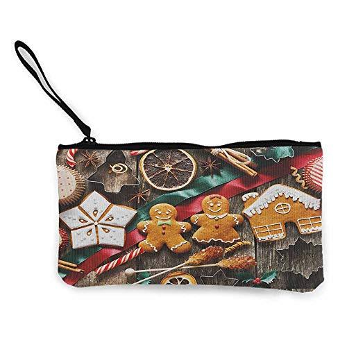 Amazon.com: Bolso de mano para mujer de Gingerbread Man ...