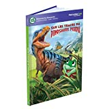 LeapFrog Tag Book: Leap and The Lost Dinosaur Book (French Version)