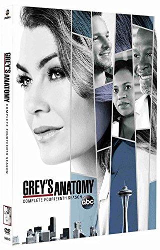 GREY'S ANATOMY SEASON 14 GREY'S ANATOMY SEASON 14