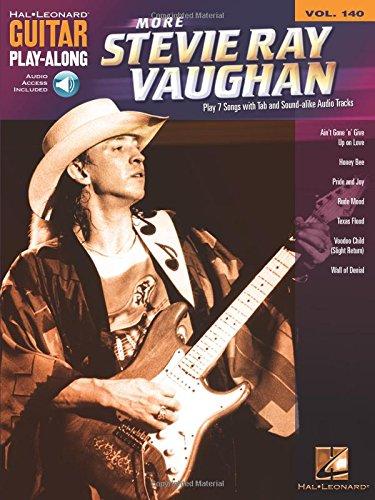 Read Online More Stevie Ray Vaughan: Guitar Play-Along Volume 140 pdf