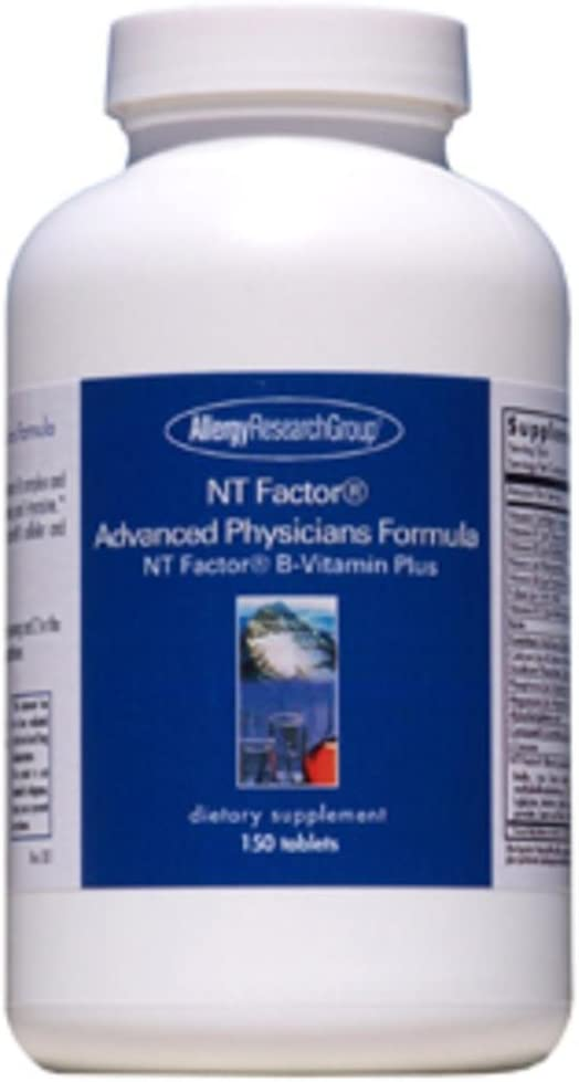 Allergy Research Group – NT FactorsTM Advanced Physician Formula 150 tabs