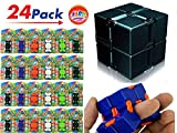 2GoodShop Kubix Speed Cube Fidget Cube Flip It Endlessly to Keep Your Fingers Busy and Your Mind Focused Pack of 24 | Item #3802