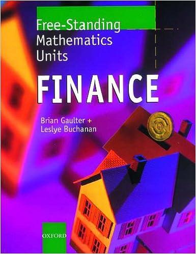 Como Descargar Libro Gratis Free Standing Mathematics Units: Finance: Finance Bk.1 Epub Ingles