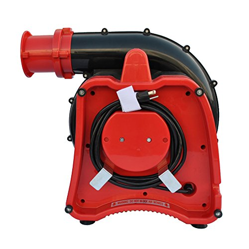 XPOWER BR-282A 2-HP 1500-CFM Indoor/Outdoor Inflatable Blower, 12-Amp by X-Power (Image #5)