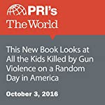 This New Book Looks at All the Kids Killed by Gun Violence on a Random Day in America | Joyce Hackel