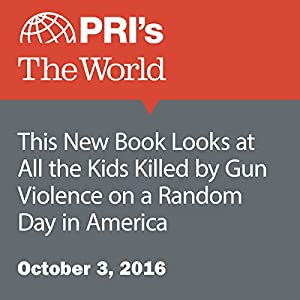 This New Book Looks at All the Kids Killed by Gun Violence on a Random Day in America