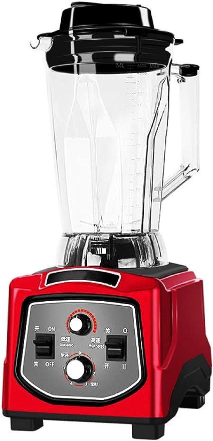 SKYyao Batidora de Vaso, Mezclador semiautomático de la Salsa del Hielo del juicer de la máquina de la Pared de la nutrición Completa: Amazon.es