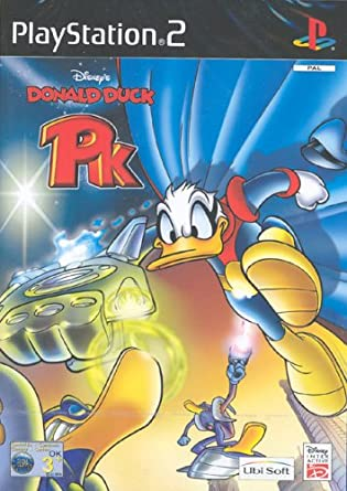 Disneys Donald Duck Pk Ps2 Ver. Reino Unido: Amazon.es: Videojuegos