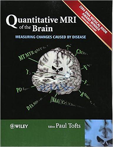 Quantitative mri of the brain measuring changes caused by disease quantitative mri of the brain measuring changes caused by disease 1st edition fandeluxe Images
