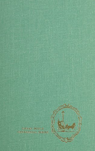 book cover of The Stark Munro Letters