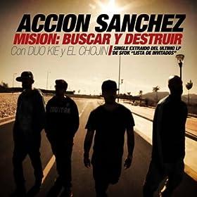 Amazon.com: Mision Buscar y Destruir: El Chojin & Duo Kie