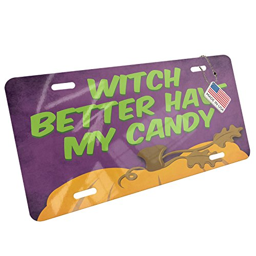 NEONBLOND Witch Better Have My Candy Halloween Pumpkin