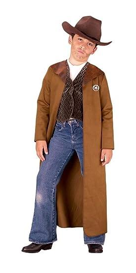 Horror-Shop Western Sheriff Disfraz L: Amazon.es: Juguetes y juegos