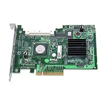 Dell - Tarjeta PCI E Express UCS-51 (SATA RAID, SAS, SCSI ...