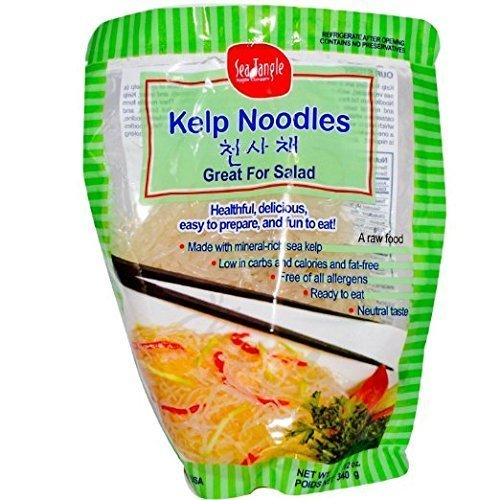 Sea Tangle - Kelp Noodles - 2 Pack - 12 oz. each