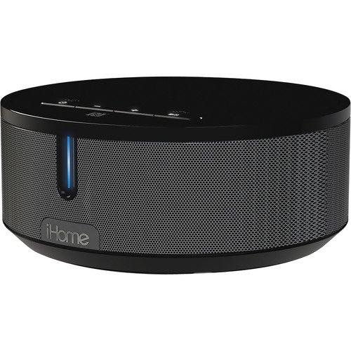 IHMIBN26GC - IHOME IBN26GC Bluetooth Stereo System with Speakerphone amp; NFC