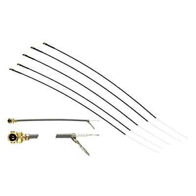 5pcs Frsky X4R X4RSB S6R XM XM+ Receiver Antenna 20cmd on 2016: Computers & Accessories