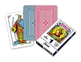 Fournier 1-40 Spanish Playing Cards (Blue)