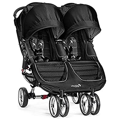 Baby Jogger 2017 City Mini Double (Black/Gray) by Babyjogger that we recomend personally.